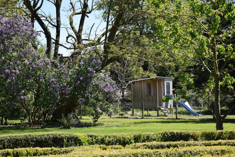 Gutshaus Volzrade Garten