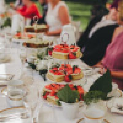 Gutshaus Volzrade Café Kuchen