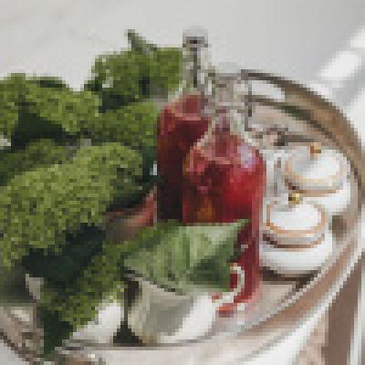 Gutshaus Volzrade Café Limonade Tea Time