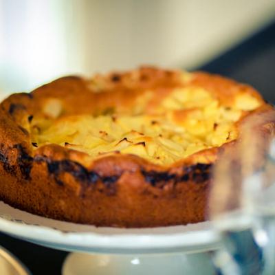 Gutshaus Volzrade Kuchen Unser kleines Café