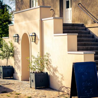 Gutshaus Volzrade Eingang Unser Kleines Café