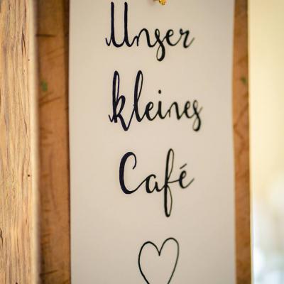 Gutshaus Volzrade Unser kleines Café Logo