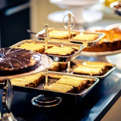 Gutshaus Volzrade Unser kleines Café Möhrenkuchen